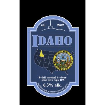 Idaho IPA 1,5 l PET