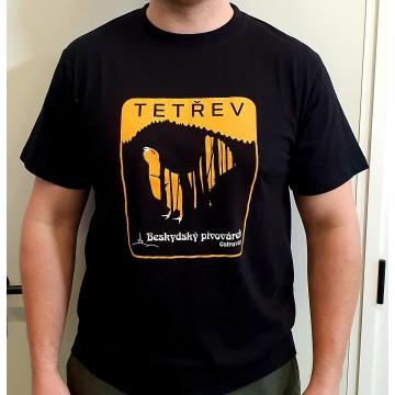 Tričko Tetřev